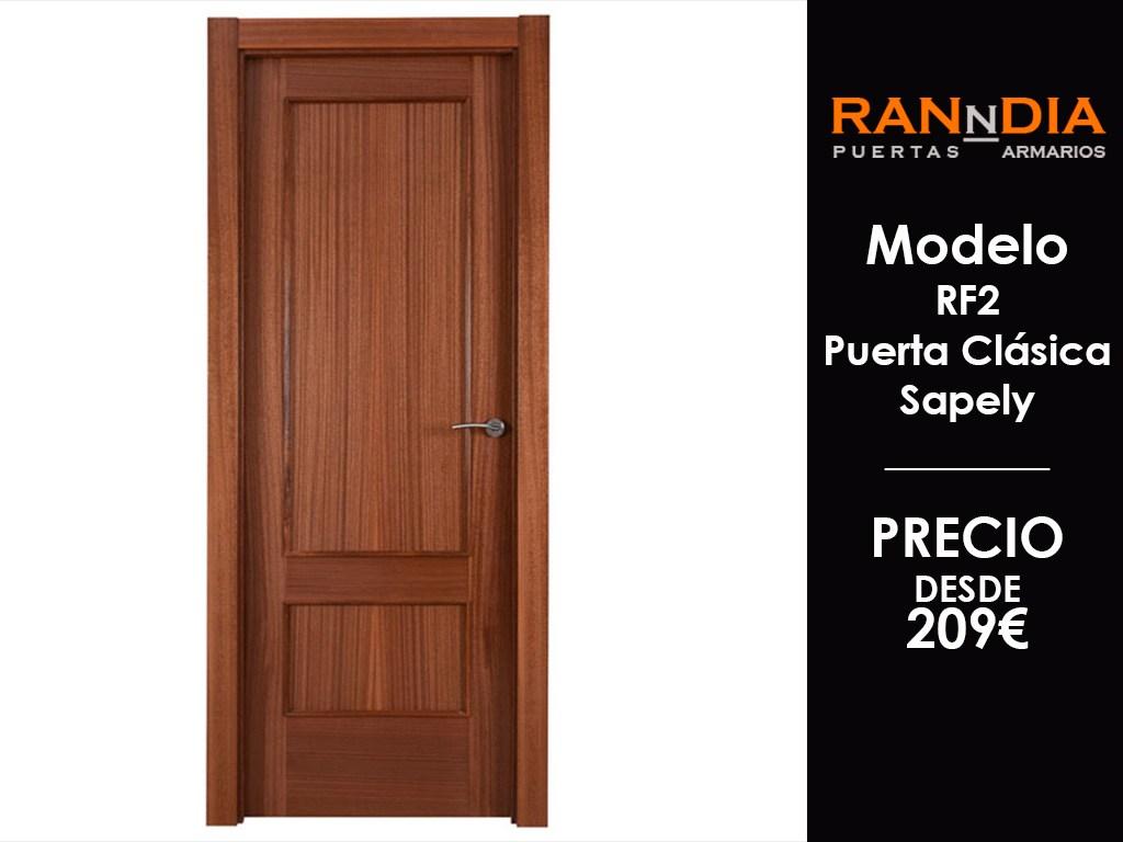 Oferta puertas de interior beautiful puertas de madera for Ofertas puertas interior